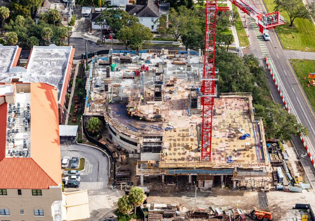 Hyde Park House January 2021 Construction Update