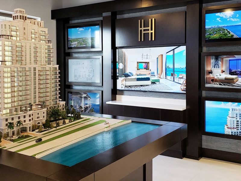 Hyde Park House Sales Gallery New Luxury Real Estate Condominiums