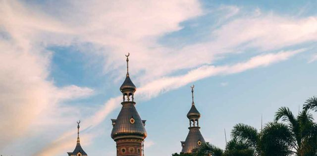University of Tampa Minarets - Visit Tampa Bay